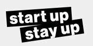 start up - stay up